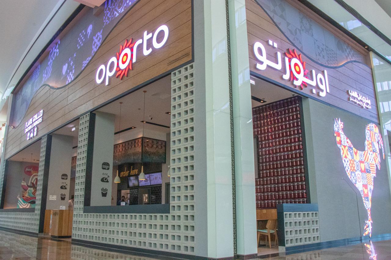 Oporto the legendary Australian restaurant officially opens