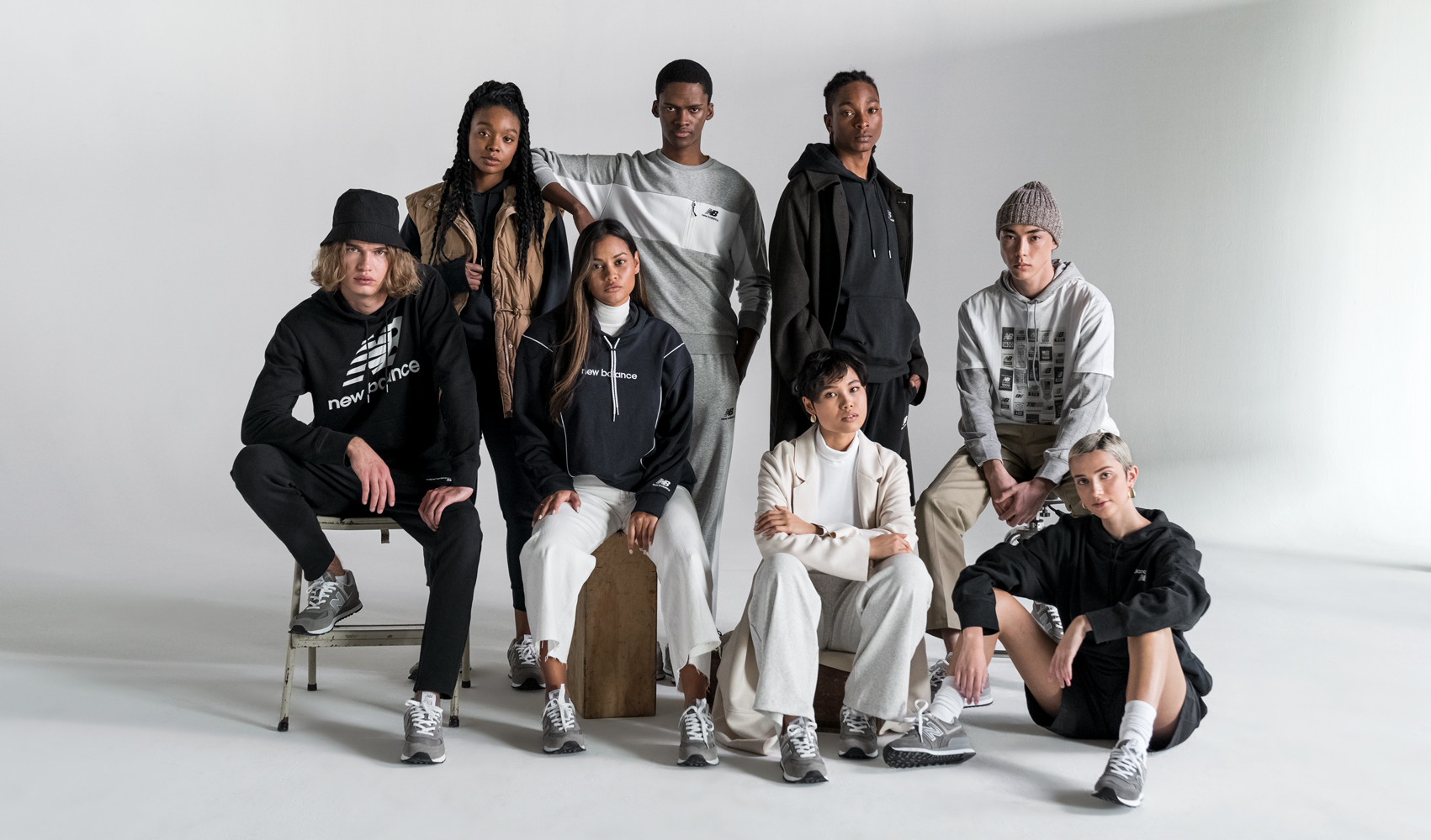New Balance Celebrates its Heritage with Annual Grey Day Collection