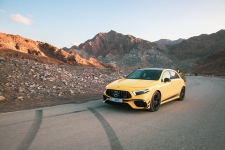 IS THE MERCEDES-BENZ AMG A45S THE BEST HOT HATCH CURRENTLY ON SALE?