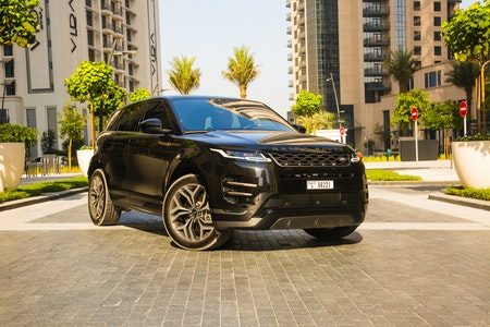 IS THE 2021 RANGE ROVER EVOQUE CUT OUT FOR YOUR DRIVEWAY?
