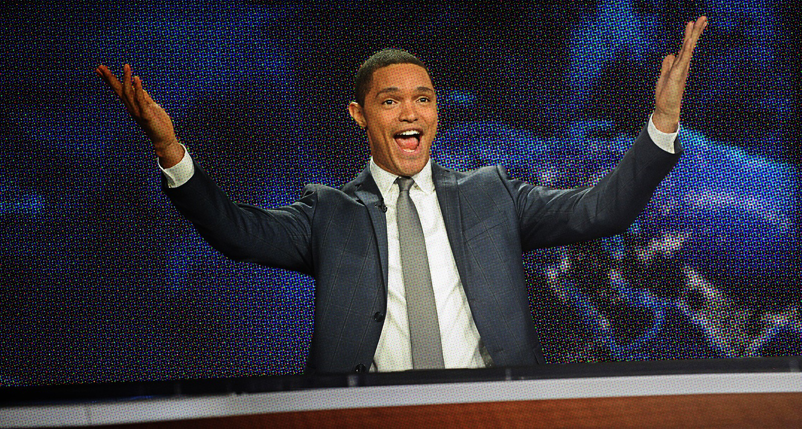 Trevor Noah Doesn't Care About Your Hot Takes