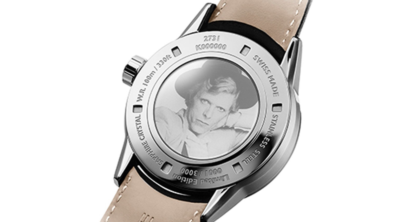 Raymond Weil's Latest Freelancer Is a Stunning Tribute to David Bowie
