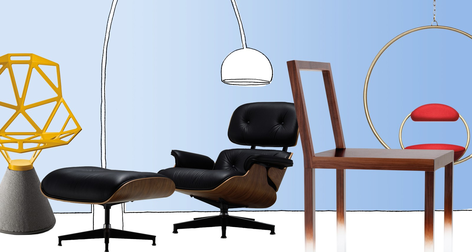 Chair Raising: The 15 Greatest Chairs Ever Designed