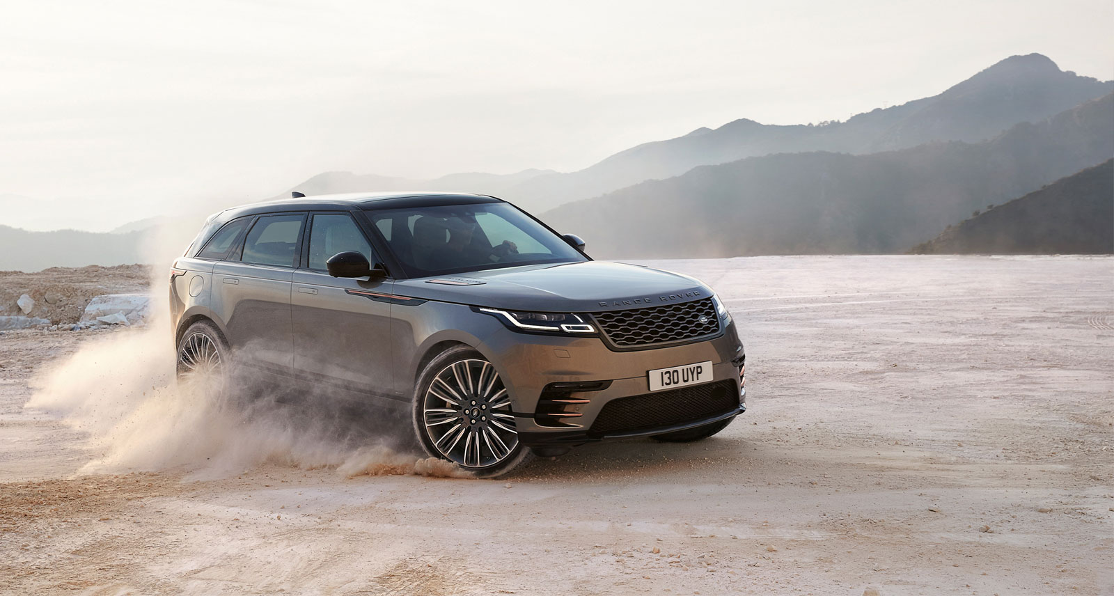 Range Rover Just Unveiled a Sleek, Powerful New SUV