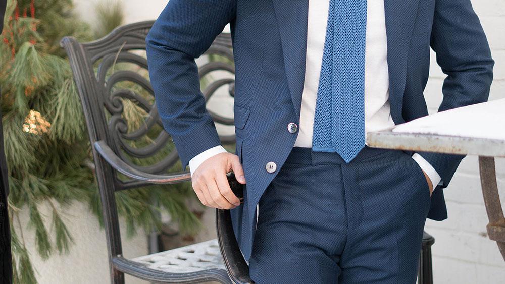 Here's the Only Necktie You Absolutely Need to Own This Spring