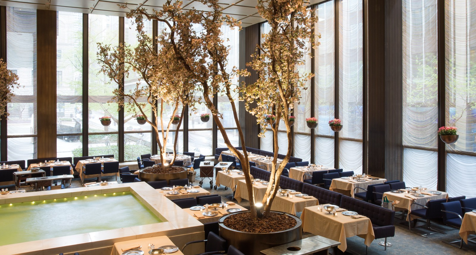 Changing Seasons: New York's Four Seasons Closed Its Iconic Doors